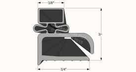 CAD for Gasket Profile 270