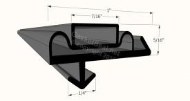 CAD for Gasket Profile 7001