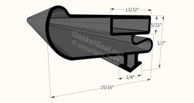 CAD for Gasket Profile CDS